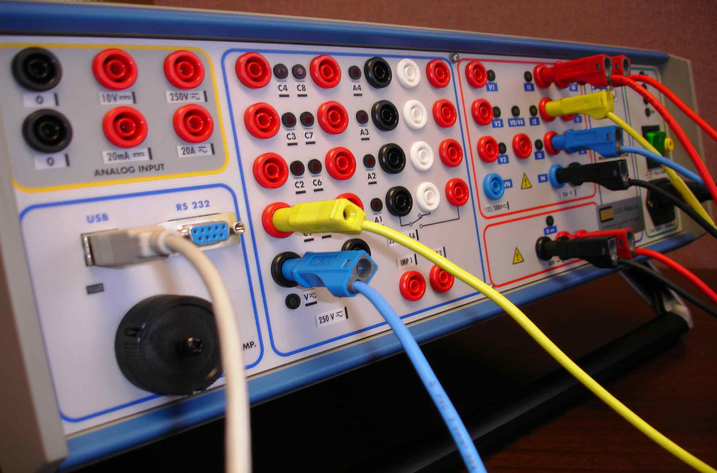 M Core Technologies Pvt Ltd Electrical Relay Testing Kit
